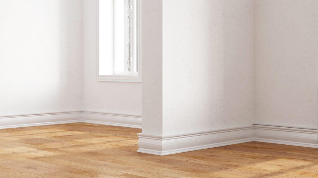 Auch im Altbau kann eine Fußbodenheizung verlegt werden